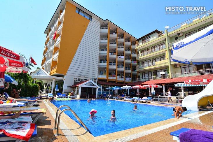 Туреччина / Аланія Arsi Hotel (7 ночей)