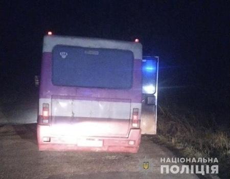 На Тернопільщині підлітки під час поїздки випали з автобуса