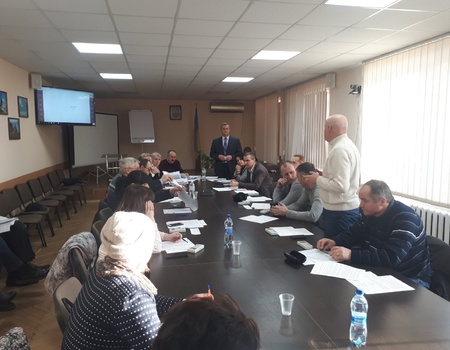 У Підволочиську було прийнято бюджет на 2020 рік