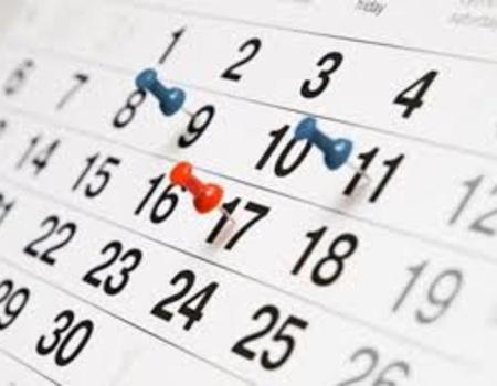 Перенесення робочих днів 2020