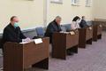 Депутати Хмельницької облради просто неба зібралися на сесію